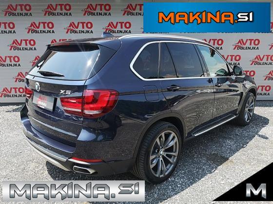 BMW serija X5- xDrive30d Avtomatik- Usnje- Navigacija- Led- Panorama- Le 69 tkm