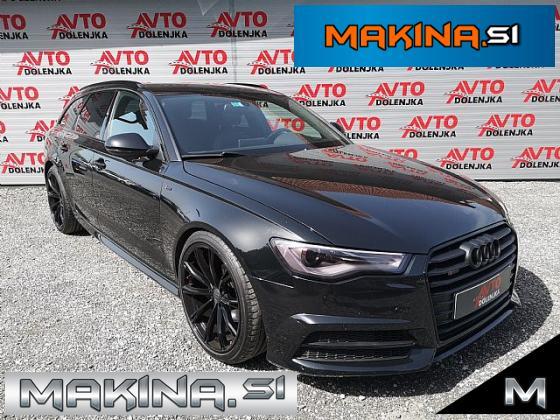 Audi A6 2.0TDI 3XS LINE- Black line- Automatik- Usnje- Xenon- Kamera