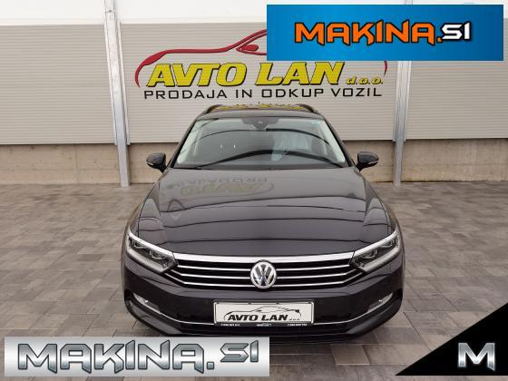Volkswagen Passat Variant 2.0 TDI BMT Highline. NAVIGACIJA LED
