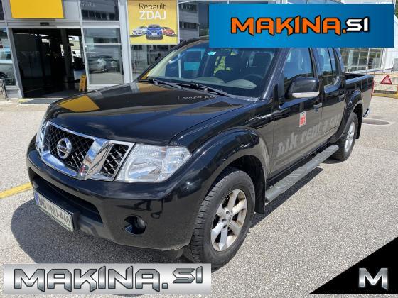 Nissan Navara 2.5 DCI 4X4 SE