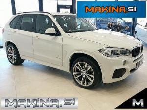 BMW serija X5: xDrive25d Avtomatik- BIXENON- RADAR- M.OPTIC- EL.PRIKLOP