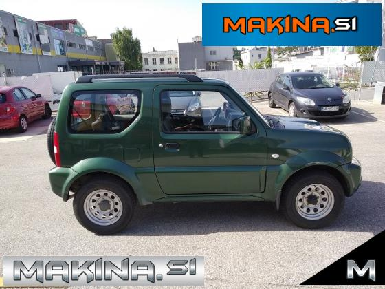 Suzuki Jimny 1.3 4WD JLX- SLO- 1.LASTNIK- VLEČNA KLJUKA