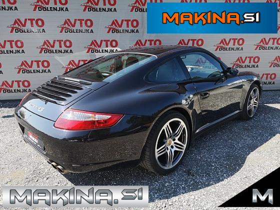 Porsche 911 Carrera 4S Coupe Xenon- Usnje- Gretje- Pdc- PASM- Sport