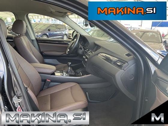 BMW serija X4: xDrive 20d xLine-xenon-navi-pdc-alu18