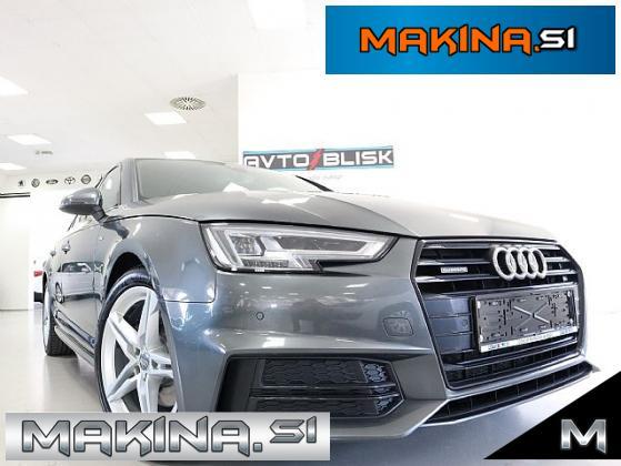 Audi A4 quattro 2.0 TDI S tronic- 3x- S-LINE- MATRIX- VIRTUAL-