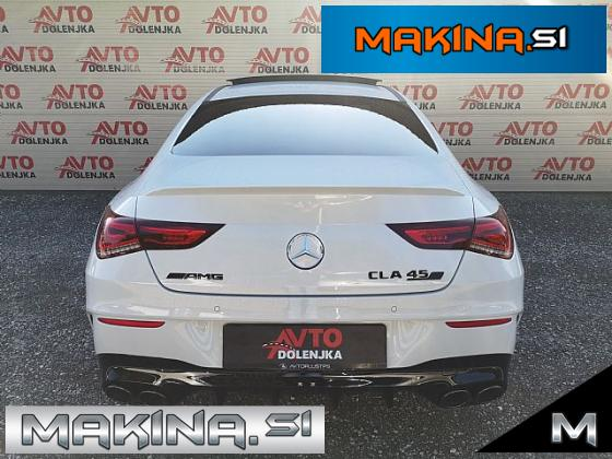 Mercedes-Benz CLA-Razred CLA 45 AMG S 4MATIC Turbo +