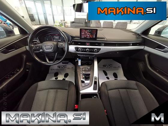 Audi A4 Avant quattro 2.0 TDI Sport S tronic- RADAR- 2 X PDC