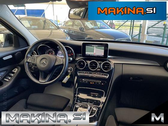 Mercedes-Benz C-Razred C 180 d T Avantgarde Avtomatik- navigacija- pdc- alu16