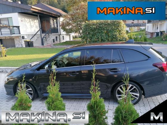 SSubaru Levorg 4WD 1.6 GT-S Sport Unlimited CVT UGODNO - MENJAM