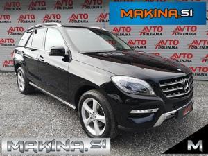 Mercedes-Benz ML-Razred ML 250 BlueTEC Avtomatik- Usnje- Xenon- Led- Navigacija- 2 x pdc...